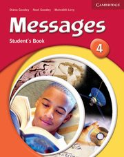 ksiazka tytuł: Messages 4 Student's Book autor: Goodey Diana, Goodey Noel, Levy Meredith