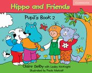 Hippo and Friends 2 Pupil's Book, Selby Claire, McKnight Lesley