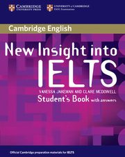 New Insight into IELTS Student's Book with Answers, Jakeman Vanessa, McDowell Clare