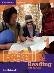 Cambridge English Skills Real Reading 1 with answers, Driscoll Liz