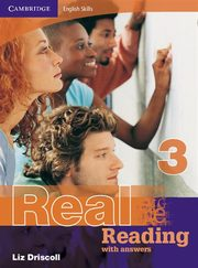 Cambridge English Skills Real Reading 3 with answers, Driscoll Liz