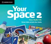Your Space 2 Class Audio 3CD, Hobbs Martyn, Starr Keddle Julia