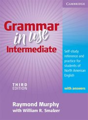 Grammar in Use Intermediate Student's Book with answers, Murphy Raymond, Smalzer William R.