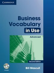 Business Vocabulary in Use Advanced + CD, Mascull Bill