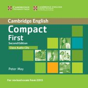 Compact First Class Audio 2CD, May Peter
