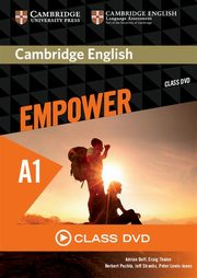 Cambridge English Empower Starter Class DVD, Doff Adrian, Thaine Craig