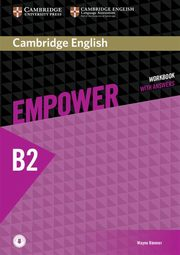 Cambridge English Empower Upper Intermediate Workbook with answers, Rimmer Wayne