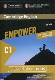Cambridge English Empower Advanced Presentation Plus with Student's Book and Workbook, Doff Adrian, Thaine Craig, Puchta Herbert, Stranks Jeff, Lewis-Jones Peter