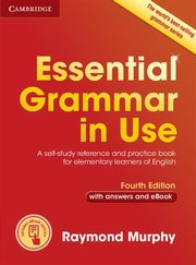 Essential Grammar in Use with Answers and eBook, Murphy Raymond