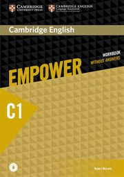 Cambridge English Empower Advanced Workbook without answers, McLarty Rob