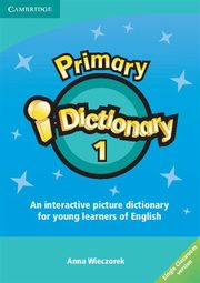 Primary i-Dictionary 1 CD, Wieczorek Anna