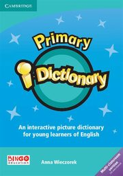 Primary i-Dictionary Level 1 CD-ROM (Up to 10 classrooms), Wieczorek Anna