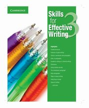 Skills for Effective Writing 3 Student's Book,