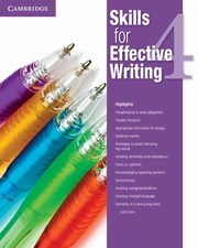 Skills for Effective Writing 4 Student's Book,