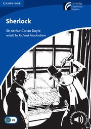 Sherlock Level 5 Upper-Intermediate, MacAndrew Richard