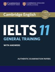 Cambridge IELTS 11 General Training Student's Book with answers,
