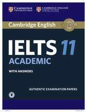 Cambridge IELTS 11 Academic Student's Book with Answers with Audio,