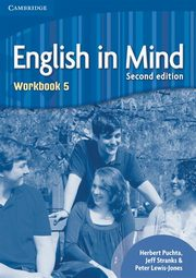 English in Mind 5 Workbook, Puchta Herbert, Stranks Jeff, Lewis-Jones Peter