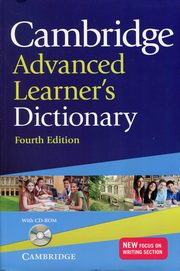 Advanced Learner's Dictionary with CD-ROM,