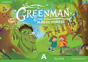 Greenman and the Magic Forest A Big Book, McConnell Sarah
