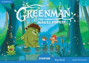 Greenman and the Magic Forest Starter Big Book, McConnell Sarah