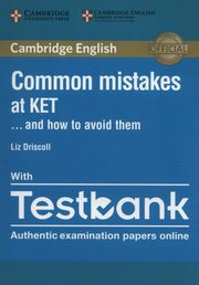 Common Mistakes at KET with Testbank, Driscoll Liz