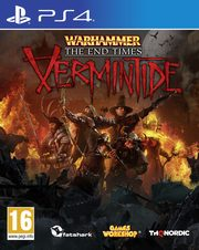Warhammer End Times Vermintide Gold PS4,