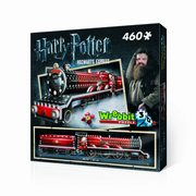 Puzzle 3D Wrebbit Harry Potter Hogwarts Express 460,