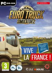 Euro Truck Simulator 2 Vive la France! PC,