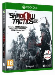 Shadow tactics Xbox One,