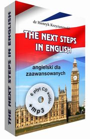 The Next Steps in English +6CD+MP3, Krzyżanowski Henryk