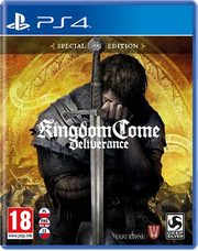 ksiazka tytuł: Kingdom Come: Deliverance PS4 autor: