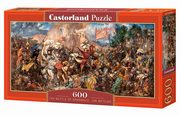 ksiazka tytuł: Puzzle 600 The Battle of Grunwald Jan Matejko autor: