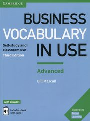 Business Vocabulary in Use Advanced,