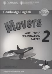 Cambridge English Movers 2 Answer booklet,