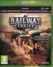 XBox One Railway Empire,