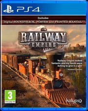 PS4 Railway Empire,