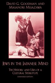 ksiazka tytuł: Jews in the Japanese Mind autor: Goodman David G.