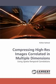 Compressing High-Res Images Correlated in Multiple Dimensions, Saitwal Kishor