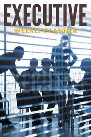Executive Weekly Planner, Publishing LLC Speedy