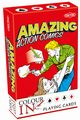 Amazing Comics Color-In Playing 55 kart do kolorowania,