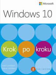 Windows 10 Krok po kroku, Joan Lambert, Steve Lambert